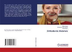 Cover-Bild zu Orthodontic Materials von Kumar, Kishor