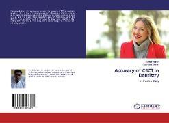 Cover-Bild zu Accuracy of CBCT in Dentistry von Adarsh, Kumar