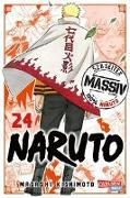 Cover-Bild zu NARUTO Massiv 24 von Kishimoto, Masashi