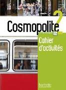 Cover-Bild zu Cosmopolite 2. Arbeitsbuch mit Code und Beiheft von Dorey-Mater, Anaïs