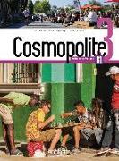 Cover-Bild zu Cosmopolite 3 B1. Méthode de français. Kursbuch mit DVD-ROM und Beiheft von Hirschsprung, Nathalie