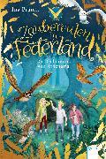 Cover-Bild zu Brandt, Ina: Zaubereulen in Federland (1). Das Geheimnis von Athenaria (eBook)