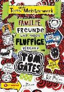Cover-Bild zu Tom Gates - Toms geniales Meisterwerk von Pichon, Liz