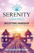 Cover-Bild zu Serenity Granted von Preston, Richard