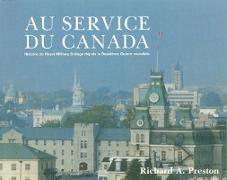 Cover-Bild zu Au service du Canada (eBook) von Preston, Richard