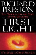Cover-Bild zu First Light von Preston, Richard