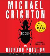 Cover-Bild zu Micro Low Price CD von Crichton, Michael