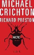 Cover-Bild zu Micro (eBook) von Crichton, Michael