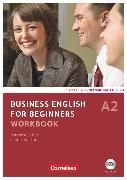 Cover-Bild zu Business English for Beginners, Third Edition, A2, Workbook mit CD von Frost, Andrew