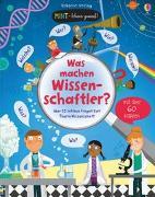 Cover-Bild zu MINT - Wissen gewinnt! Was machen Wissenschaftler? von Daynes, Katie