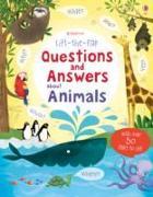 Cover-Bild zu Lift the Flap Questions & Answers about Animals von Daynes, Katie
