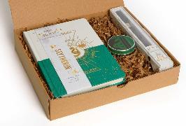 Cover-Bild zu Harry Potter: Slytherin Boxed Gift Set von Insight Editions