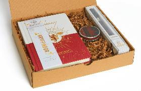 Cover-Bild zu Harry Potter: Gryffindor Boxed Gift Set von Insight Editions