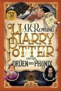 Cover-Bild zu Harry Potter und der Orden des Phönix (Harry Potter 5) von Rowling, J.K.