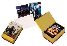 Cover-Bild zu Harry Potter: The Postcard Collection von Insight Editions