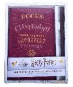 Cover-Bild zu Harry Potter: Hermione Granger Hardcover Ruled Journal and Wand Pen Set von Insight Editions