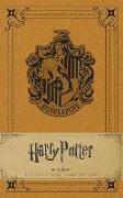 Cover-Bild zu Harry Potter: Hufflepuff Hardcover Ruled Journal von Insight Editions