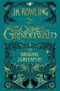 Cover-Bild zu Fantastic Beasts: The Crimes of Grindelwald - The Original Screenplay (eBook) von Rowling, J. K.
