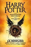 Cover-Bild zu Harry Potter e la Maledizione dell'Erede parte uno e due (eBook) von Rowling, J. K.