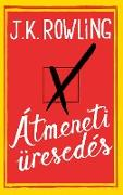Cover-Bild zu Átmeneti üresedés (eBook) von Rowling, J. K.