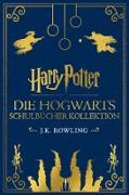 Cover-Bild zu Die Hogwarts Schulbücher Kollektion (eBook) von Rowling, J. K.