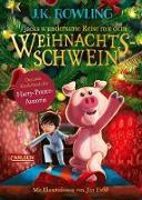 Cover-Bild zu Jacks wundersame Reise mit dem Weihnachtsschwein (eBook) von Rowling, J. K.