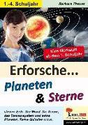 Cover-Bild zu Erforsche ... Planeten & Sterne