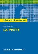 Cover-Bild zu La Peste - Die Pest. Königs Erläuterungen (eBook) von Lowsky, Martin