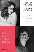 Cover-Bild zu Schreib ohne Furcht und viel von Camus, Albert