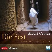 Cover-Bild zu Die Pest (Audio Download) von Camus, Albert