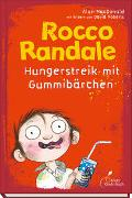 Cover-Bild zu Rocco Randale 04 - Hungerstreik mit Gummibärchen von MacDonald, Alan