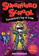 Cover-Bild zu Thunderbot's Day of Doom (eBook) von Macdonald, Alan