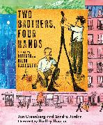 Cover-Bild zu Greenberg, Jan: Two Brothers, Four Hands
