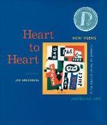 Cover-Bild zu Greenberg, Jan: Heart to Heart: New Poems Inspired by Twentieth-Century American Art