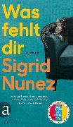 Cover-Bild zu Nunez, Sigrid: Was fehlt dir (eBook)
