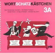 Cover-Bild zu Wortschatzkästchen 3 A von Zimmermann, Gertrud