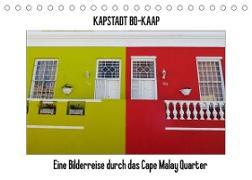 Cover-Bild zu Kapstadt Bo-Kaap (Tischkalender 2022 DIN A5 quer) von Affeldt, Uwe