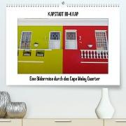 Cover-Bild zu Kapstadt Bo-Kaap (Premium, hochwertiger DIN A2 Wandkalender 2022, Kunstdruck in Hochglanz) von Affeldt, Uwe