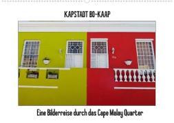 Cover-Bild zu Kapstadt Bo-Kaap (Wandkalender 2022 DIN A2 quer) von Affeldt, Uwe
