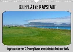 Cover-Bild zu Golfplätze Kapstadt (Wandkalender 2022 DIN A4 quer) von Affeldt, Uwe