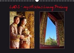 Cover-Bild zu LAOS - mystisches Luang Prabang (Wandkalender 2022 DIN A3 quer) von Affeldt, Uwe