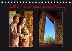 Cover-Bild zu LAOS - mystisches Luang Prabang (Tischkalender 2022 DIN A5 quer) von Affeldt, Uwe