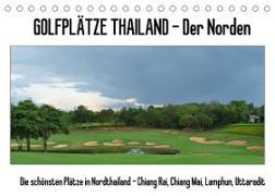 Cover-Bild zu Golfplätze Thailand - Der Norden (Tischkalender 2022 DIN A5 quer) von Affeldt, Uwe