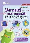 Cover-Bild zu Vernetzt und Zugenäht von Ordnung, Martina (Hrsg.)