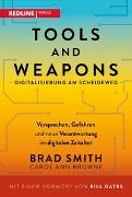 Cover-Bild zu Tools and Weapons - Digitalisierung am Scheideweg von Smith, Brad