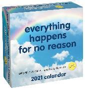 Cover-Bild zu Unspirational 2021 Day-to-Day Calendar von Gale, Elan