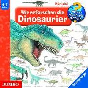 Cover-Bild zu Weinhold, Angela: Wir erforschen die Dinosaurier