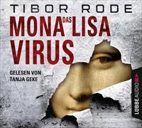 Cover-Bild zu Das Mona-Lisa-Virus von Rode, Tibor