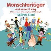 Cover-Bild zu Monschterjäger und anderi Brüef, CD von Bond, Andrew