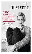 Cover-Bild zu Siri Hustvedt - Wenn Gefühle auf Worte treffen von Hustvedt, Siri (Interviewpartner)